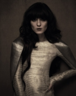 Irina Lazareanu for Tirade by Ginger Clark