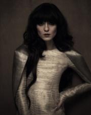 Irina Lazareanu for Tirade by Ginger Clark