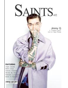 Saints cover