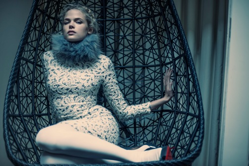 Gabriella Wilde for 1883