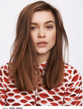 Sophie Cookson for 1883